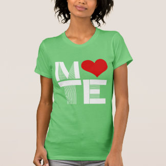 SOULMATE HEART RIGHT - WHITE -.png T-shirt