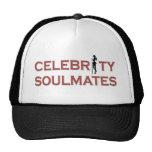 soulmates de la celebridad gorras