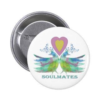 Soulmates Pin