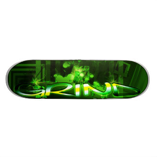 Soulphoniks - Grind - GrafBoard- Custom Skateboard