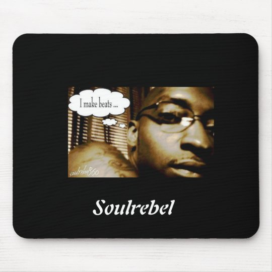 soulrebel mouse pad