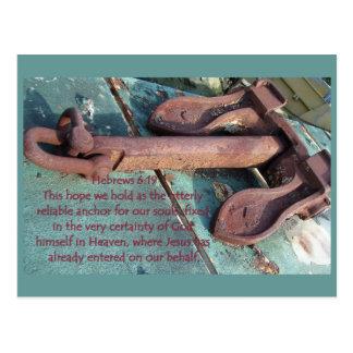 Soul's Anchor Postcard
