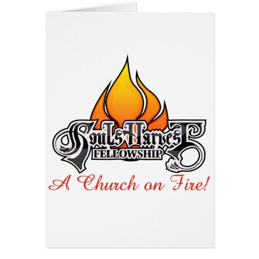 Souls Harvest Fellowship Greeting Cards
