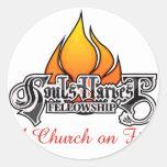 Souls Harvest Fellowship Sticker