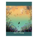 """Souls In Harmony""* Postcard"