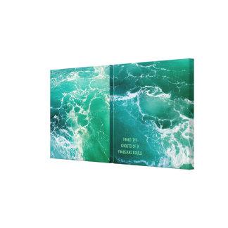 Souls of the Sea Canvas Print