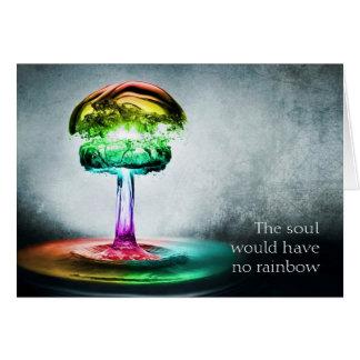 Soul's Rainbow Card