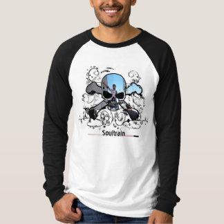 Soultrain Skull & Crossbones T-Shirt