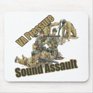 sound assault copy mouse pad