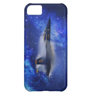 Sound barrier plane cover for iPhone 5C