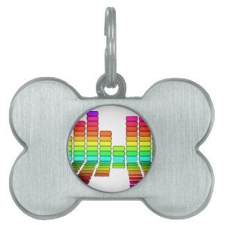 sound bars pet tags