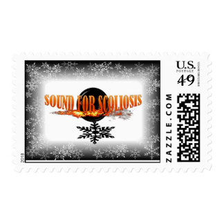 sound for scoliosis xmas card postage