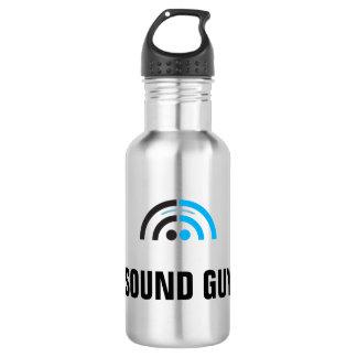 Sound Guy (2a) Water Bottle