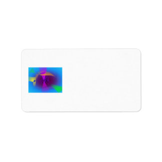 Sound in the Water Custom Address Label