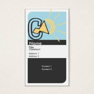 Sound & Light Card