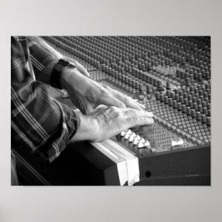 Sound Man Print