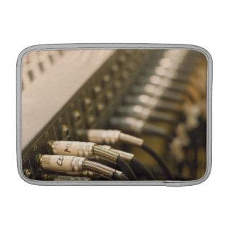 Sound Mixer MacBook Sleeve