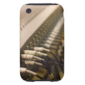 Sound Mixer Tough iPhone 3 Cover
