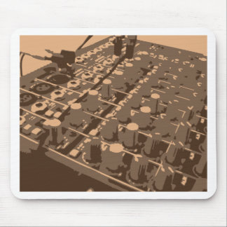 Sound Mixing Board Mouse Pad