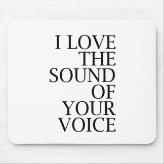 Sound Mouse Pad