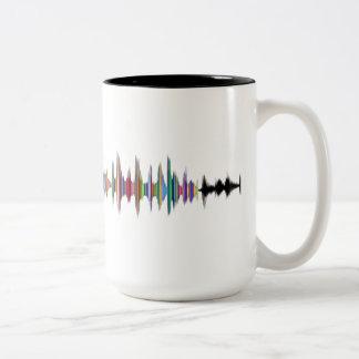 Sound of Beauty Two-Tone Coffee Mug