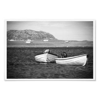 Sound of Iona Boats Photo