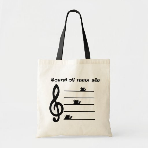 Sound of mew-sic bag