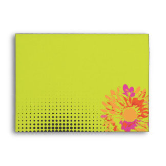 SOUND OF THE TORAH FLOWER matching Envelope