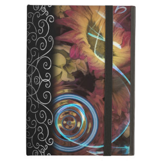 Sound Of Waving Flowers Case For iPad Air