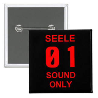 sound only pinback button