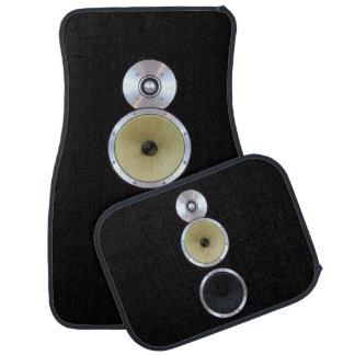 Sound Speaker Car Mat