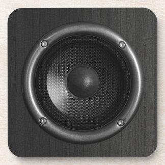 Sound Speaker Funny Music coasters