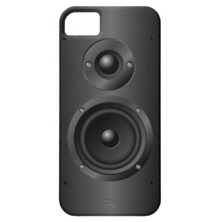 Sound Speaker iPhone SE/5/5s Case