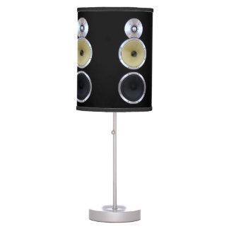 Sound Speaker Table Lamp