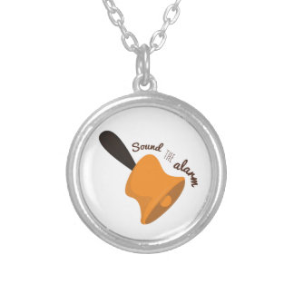 Sound The Alarm Personalized Necklace