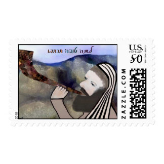 Sound the Shofar Postage Stamps