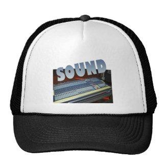 sound trucker hat