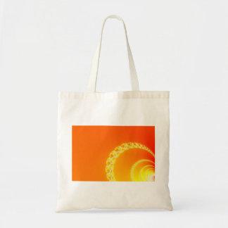 Sound Waves Fractal Art Tote Bag