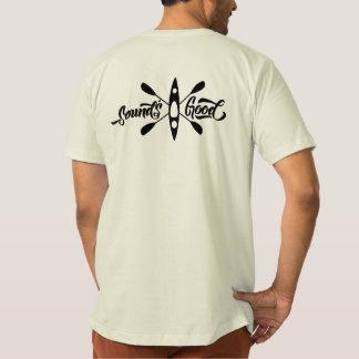 Sound's Good Kayak and Cross Paddle Logo T-Shirt
