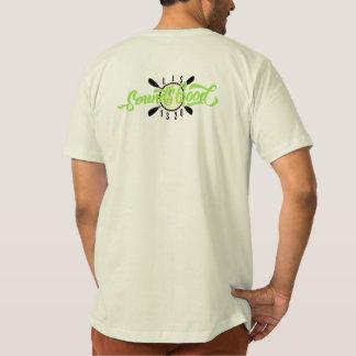Sound's Good Kayak Cross Paddles - Green T-Shirt