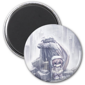 Sounds like Rain 2 Inch Round Magnet