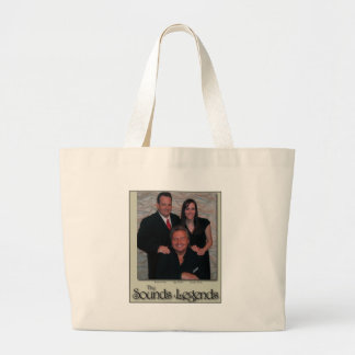 Sounds Of Legends - Carry All Jumbo Tote Bag