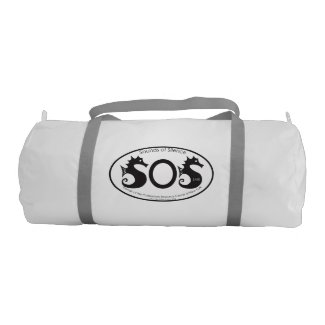 Sounds of Silence (SOS) - LMR - Gym Bag Gym Duffle Bag