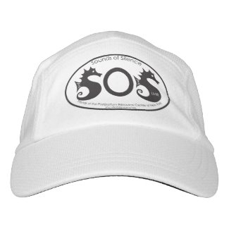 Sounds of Silence (SOS) - LMR - Sports Hat Headsweats Hat