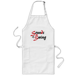 Sounds of Swing Long Apron