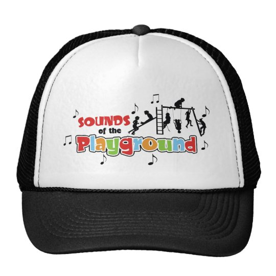 Sounds of the Playground Products Trucker Hat