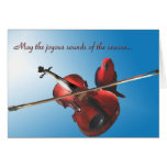 Sounds of the Season Greeting Cards