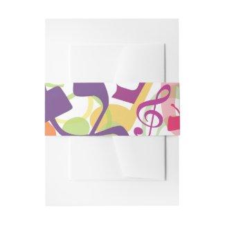 SOUNDS OF THE TORAH Bat Bar Mitzvah Wrap Band