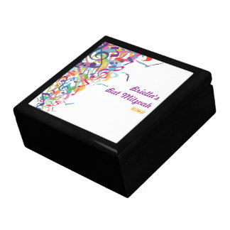 SOUNDS OF THE TORAH Bat Mitzvah Gift Memory Money Jewelry Boxes