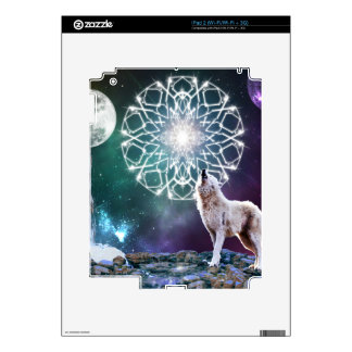 Sounds of the Universe iPad 2 Skin
